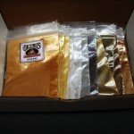 Gilders Mica Powder Sampler Kit