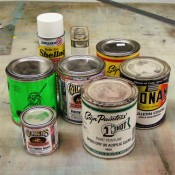 Sign Varnishes and Clear Coats
