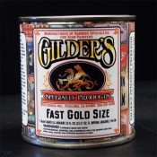 Gold Size Adhesive oil based