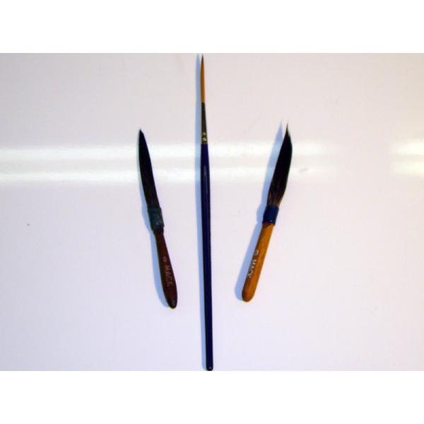 Pinstriping Brush Starter Kit
