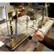 Gilders Dusting Mop how to dust gold leaf
