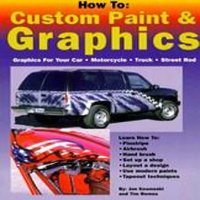 How to Custom Paint Graphics by Kosmoski and Remus